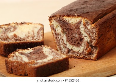 Chocolate Marble Pie