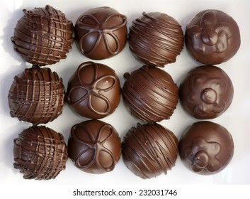 Chocolate Oreo Truffles