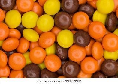 Chocolate peanut butter snacks