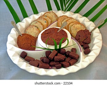 The chocolate platter