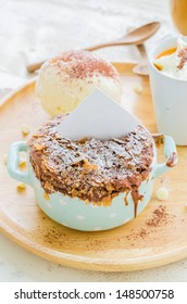 Chocolate pot desserts