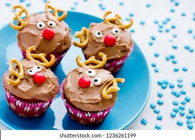 Reindeer Cookies Stock Photos Images Photography Shutterstock