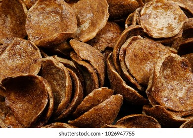 chocolate shell cornflakes