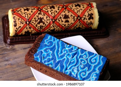 Batik Cake High Res Stock Images Shutterstock