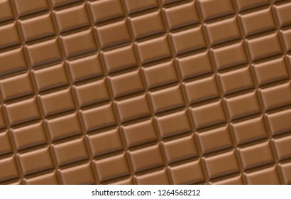 chocolate texture top view