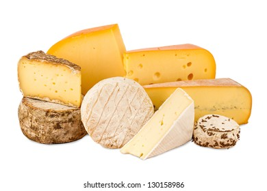 a choice of different cheese