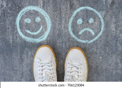Choice - Happy Smileys or Unhappy