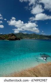 Choizil ilets. Mayotte island, France