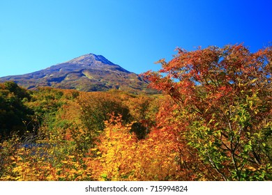 Chokai mountain foliage goodness kaminuma