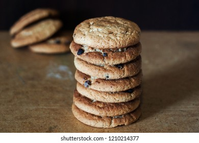 chokolate handmade cookies