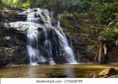 Chong Fa Waterfall, Khao Lak, Phang Nga, Thailand