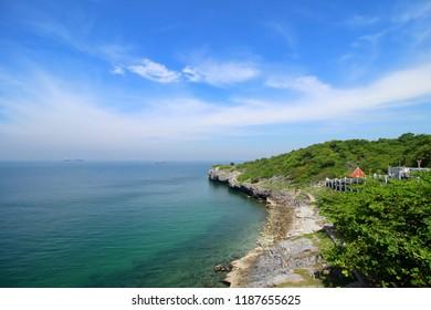 Chong Kao Kad . Koh Sichang ( Sri-chang island ) , Chon Buri , Thailand