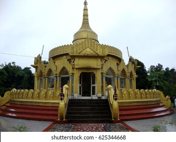 Chongkham Buddha Vihar, Arunachal Pradesh, India