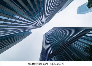 Chongqing Jiangbeizui Financial City