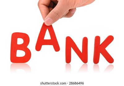 "Choose ""BANK"",Concept"