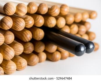 choose different drum stick