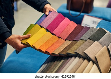 Choosing a fabric color