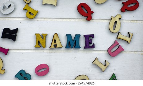 Choosing a name for the baby