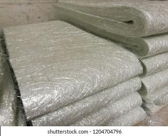 chop strand mat fiberglass raw material