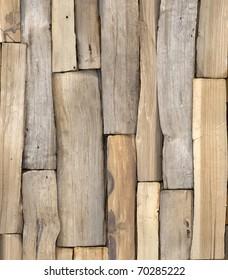 Chopped Wood Background