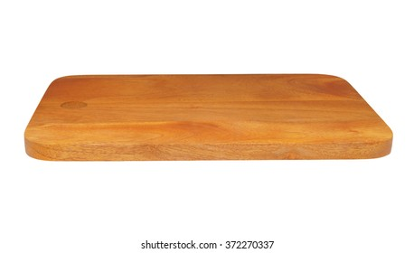Chopping board isolated on white background