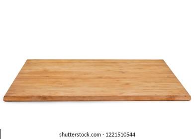 Chopping Wood on white background