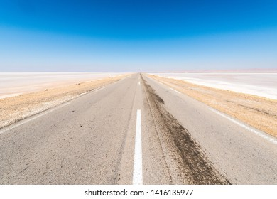 Chott el Djerid, also spelled Sciott Gerid and Shott el Jerid, is a large endorheic salt lake in southern Tunisia.