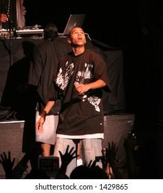 "Chris Brown, Jam'n 94.5 ""Summer Jam""  June 3rd, 2006, Tweeter Center, Mansfield, MA"