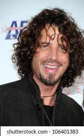 Chris Cornell at the 2009 Musicares Person of the Year Gala. Los Angeles Convention Center, Los Angeles, CA. 02-06-09
