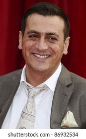 Chris Gascoyne arrives at the British Soap awards 2011 held at the Granada Studios, Manchester. 14/05/2011  Picture by Steve Vas/Featureflash