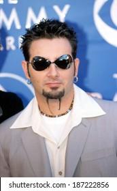 Chris Kirkpatrick of 'NSync at 2002 Grammy Awards, LA, CA 2/27/2002