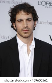 Chris Messina at the Los Angeles premiere of 'Vicky Cristina Barcelona' held at the Mann Village Theater in Westwood, USA on August 8, 2008.