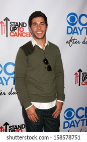 Chris Smith at the CBS Daytime After Dark Event, Comedy Store, West Hollywood, CA 10-08-13