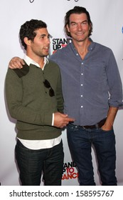 Chris Smith and Jerry O'Connell at the CBS Daytime After Dark Event, Comedy Store, West Hollywood, CA 10-08-13
