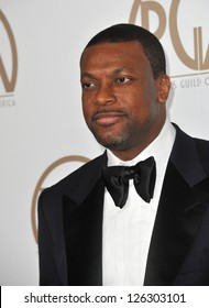 Chris Tucker at the 2013 Producers Guild Awards at the Beverly Hilton Hotel. January 26, 2013  Los Angeles, CA Picture: Paul Smith