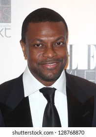 Chris Tucker arriving at the 2013 Elle Style Awards, at The Savoy, London. 11/02/2013 Picture by: Alexandra Glen