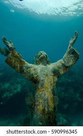 The Christ of Abyss Statue