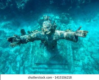 Christ of the Abyss Statue Key Largo