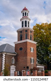 Christ Church, in Alexandria, Virginia