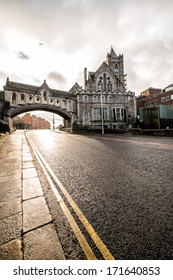 Christ Church Cathedral in Dublin, Irland