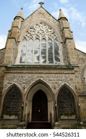 Christ Church Cathedral - Fredericton - Canada