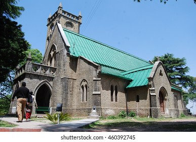 Christ Church Kasauli India