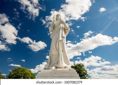 Christ of Havana statue, Cuba