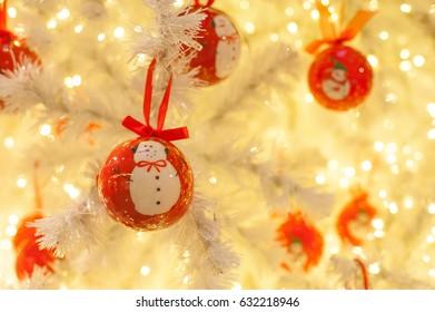 Christ Mas decoration
