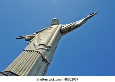 Christ the Reedemer statue, Corcovado, Rio de Janeiro, Brazil