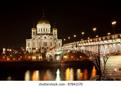 Christ The Saviour Church, Moscow, Russia