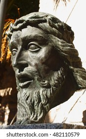 Christ of Urda, bronze sculpture highly revered in Toledo and Castilla la Mancha