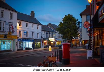 Christchurch Dorset Images Stock Photos Vectors