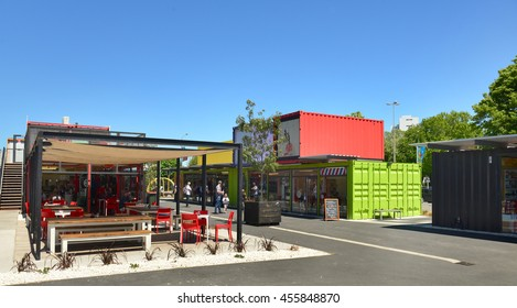 Container Shops Images, Stock Photos & Vectors | Shutterstock