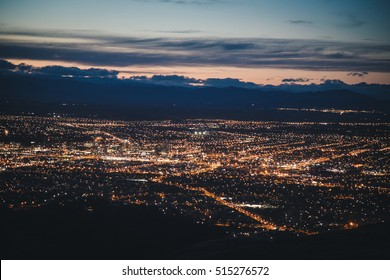 Christchurch Nightscape